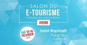 Salon du e-tourisme Voyage en Multimedia VEM9