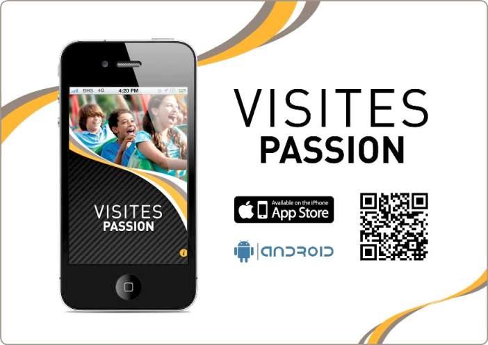 Exposant VEM - visites passion